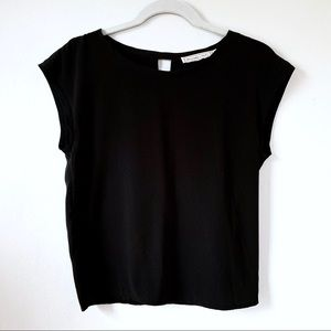 Abercrombie & Fitch Open Back Top